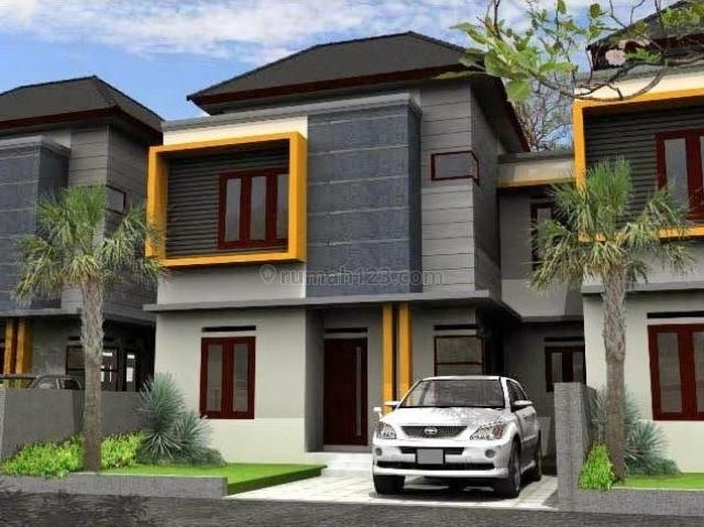 Dijual Cijantung Jakarta Timur Rumah Strategis 1 Kamar Tidur Kpr Waa2