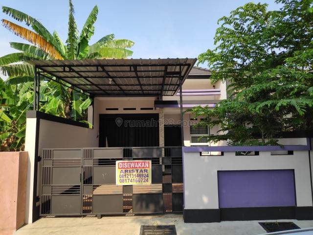 Rumah baru 1 lantai Muradi I, Kalibanteng, Semarang, Semarang Barat, Semarang