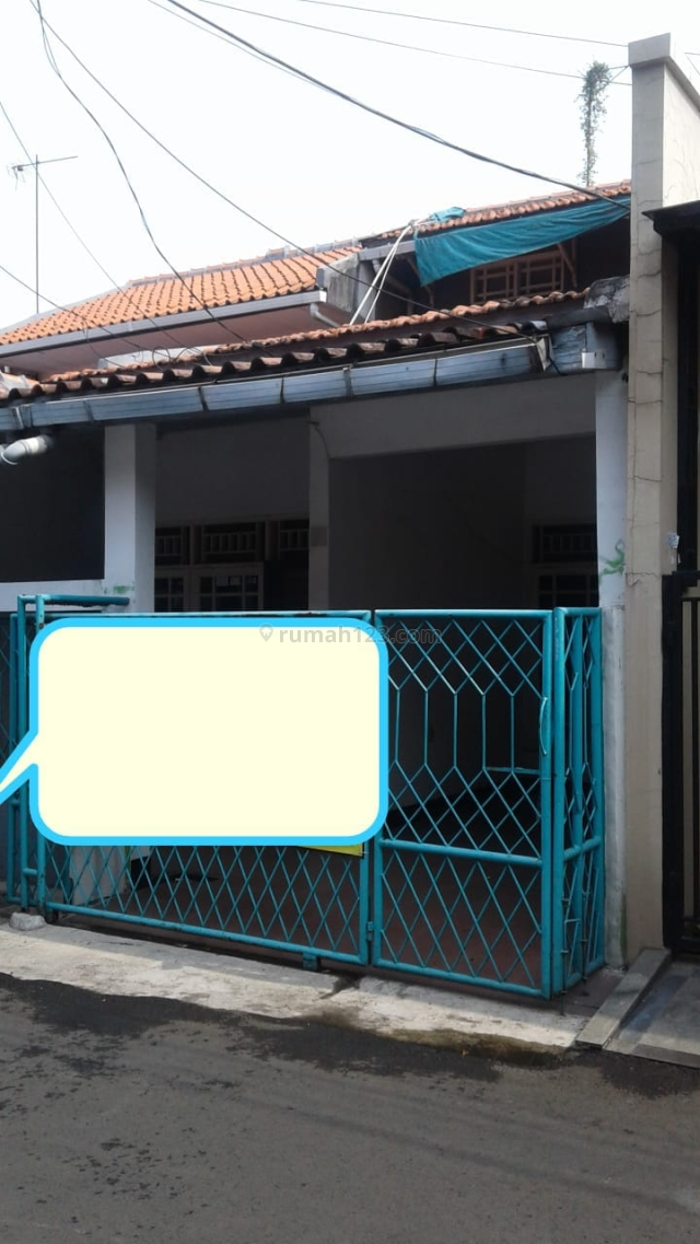 Rumah siap huni di pulo asem, Pulo Asem, Jakarta Timur