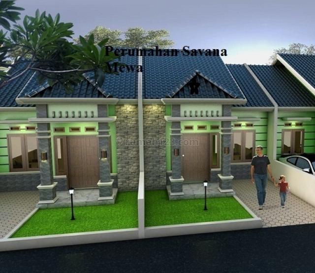Model Rumah Minimalis Ukuran 7x16 dijual medan rumah 2 kamar strategis halaman 22 waa2