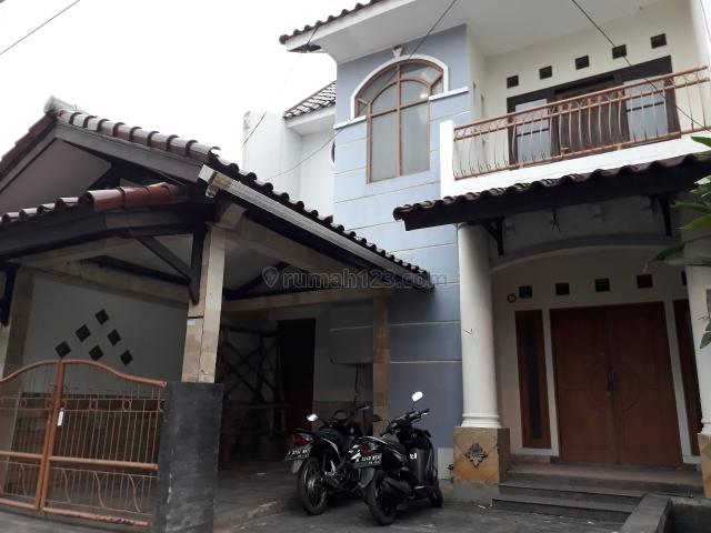 rumah 2 lt, BSD Villa Melati Mas, Tangerang