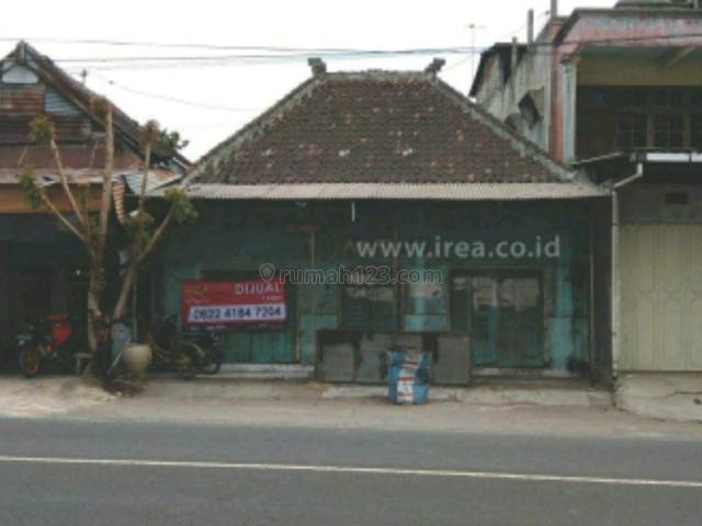 tanah bonus bangunan, Nguter, Sukoharjo