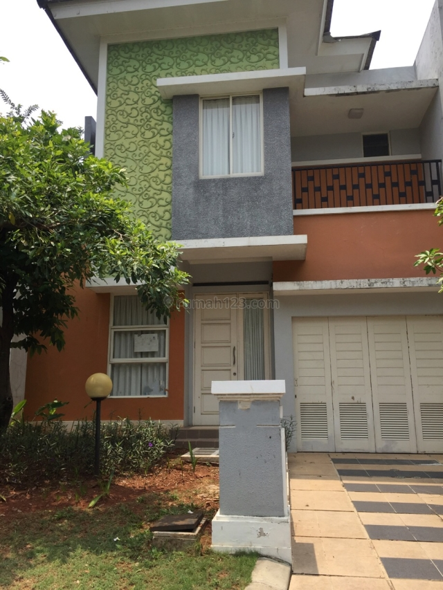 Rumah Cluster Ruby PHG Gading Serpong, Gading Serpong Pondok Hijau Golf, Tangerang