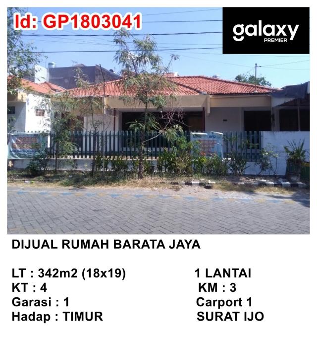 Rumah Murah, Siap Huni, Ngagel, Surabaya