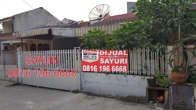 Rumah tua, Sunter, Jakarta Utara