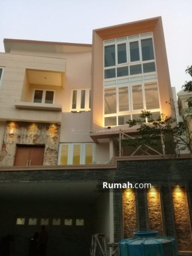 Rumah Brand New Pantai Indah Kapuk, Pantai Indah Kapuk, Jakarta Utara