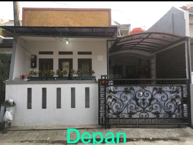 Rumah Cantik 1.5 lantai siap huni luas 78m di Pondok Ungu Permai Bekasi, Bekasi Barat, Bekasi