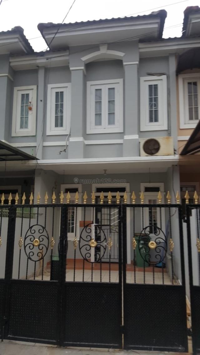 RUMAH FULL FURNISH SIAP HUNI DI CITRA 3.6 X 12 [HUB: FABIOLA 081280069222] #PR 16022, Citra Garden, Jakarta Barat