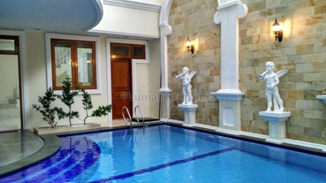 HOUSE AT JL DUTA NIAGA PONDOK PINANG 2 LT HARGA 4500 USD, Pondok Pinang, Jakarta Selatan