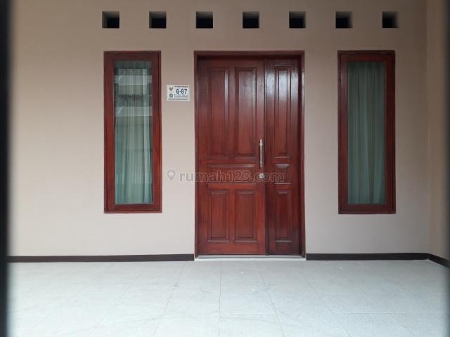 KEMANGGISAN - RUMAH 120m2 || HUB: AFFAN 081249772323, Kemanggisan, Jakarta Barat