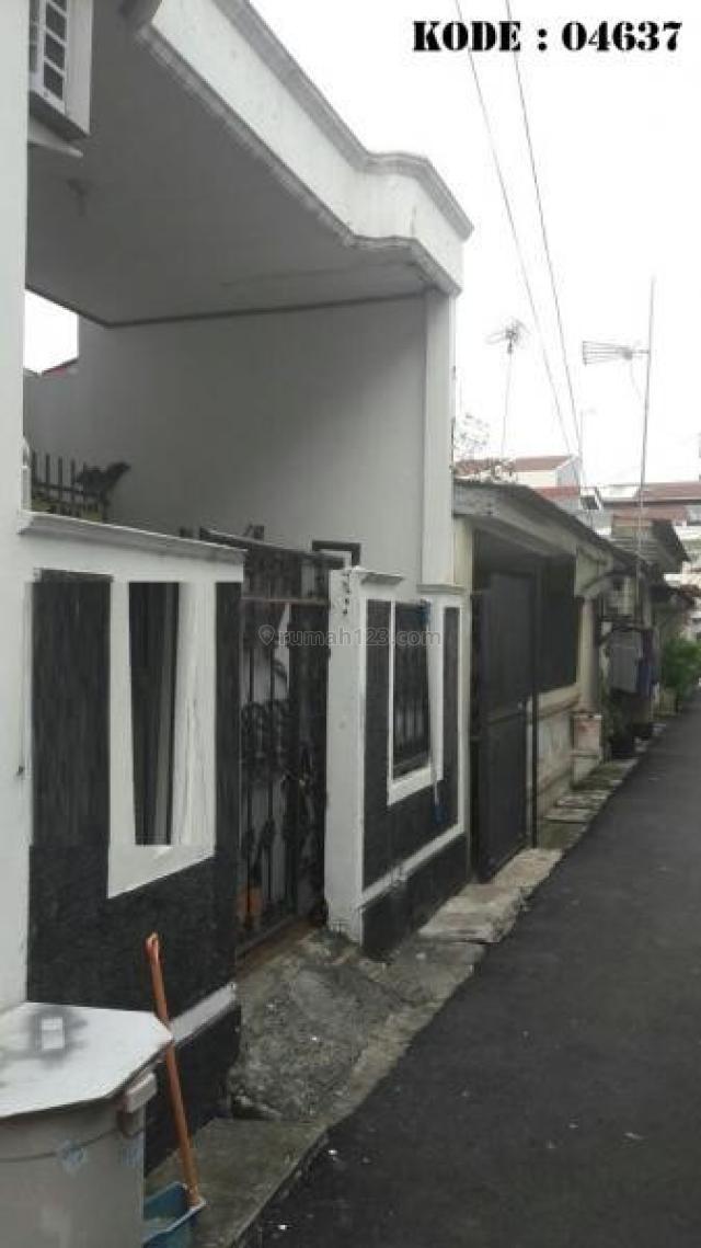 KODE : 04637, Rumah Sunter, Luas 8x11 Meter, Hadap Timur,, Sunter, Jakarta Utara