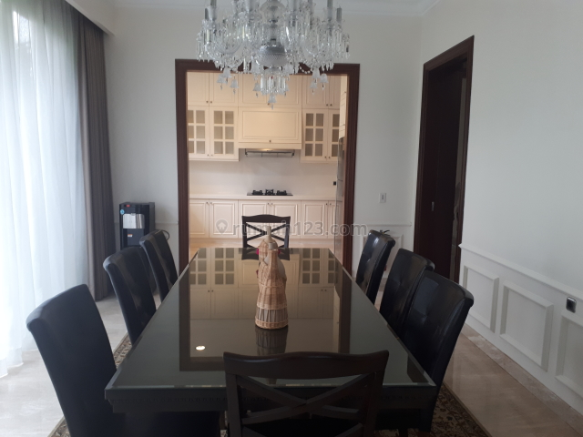 Brand new house in a secure expatriate compound in Bangka, Kemang., Kemang, Jakarta Selatan