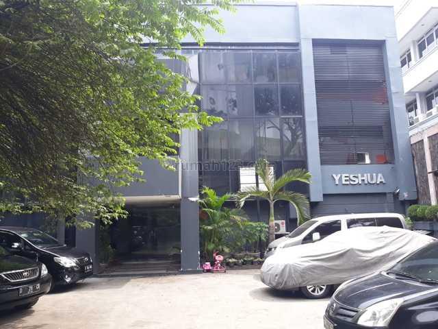 Jual Gedung di Kapten Tendean Ada Ijin Klinik Dan Hotel, Kapten Tendean, Jakarta Selatan