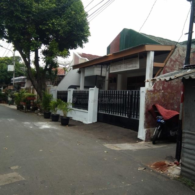 rumah cempaka putih barat, Cempaka Putih, Jakarta Pusat