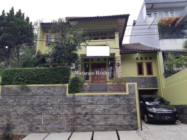 Rumah Sangat Bagus Siap Huni di Sayap Setrasari, Bandung Utara - Dalam Komplek, Full Furnished Siap Huni, Setra Sari, Bandung
