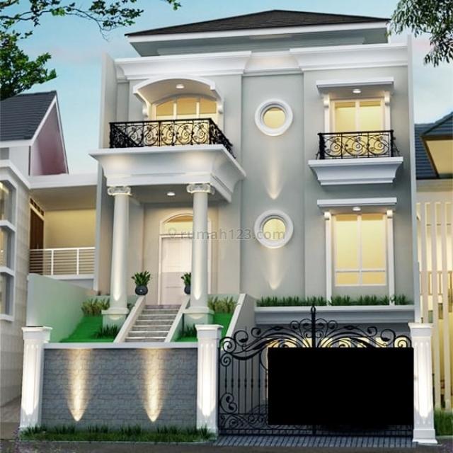 Rumah Mewah Baru di Tebet, Tebet, Jakarta Selatan