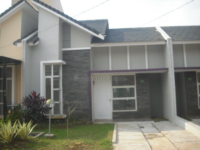 Rumah Baru Minimalis Harga Murah Dekat Stasiun Kereta (Kode 128), Serpong, Tangerang