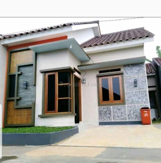 Rumah Asri Siap Huni di Cipayung Depok, Cipayung, Depok