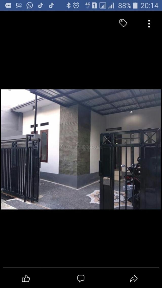 Rumah Baru Minimalis siap Huni Di Dalung permai Badung Bali, Dalung, Badung