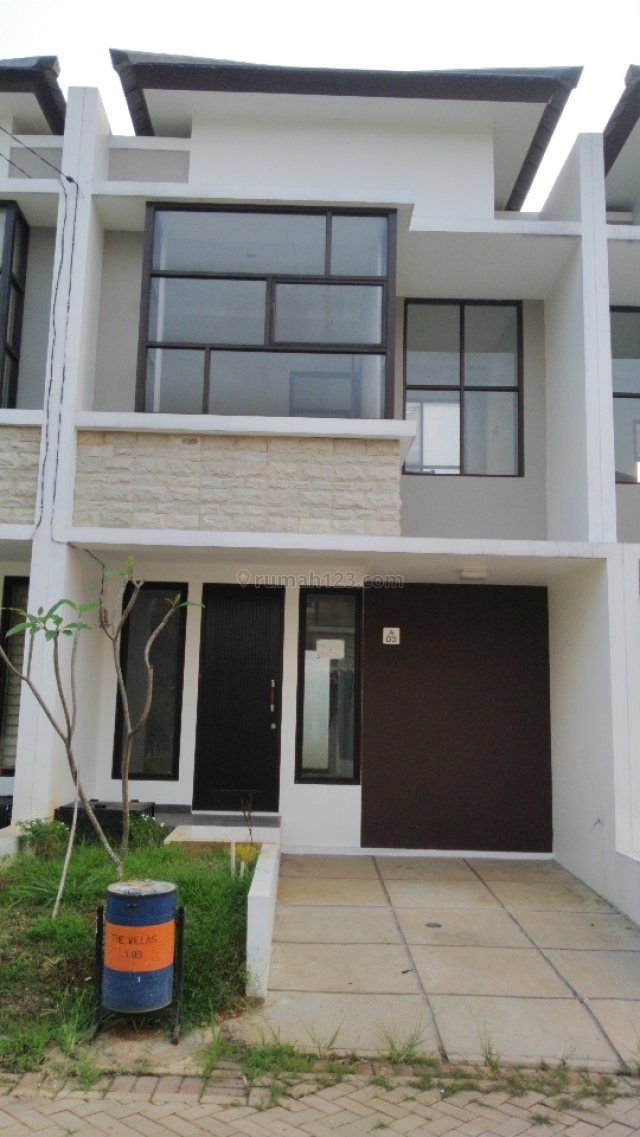 Rumah Siap Huni The Villas Serpong - BSD/ Awaris: 0812-8931-6117, BSD, Tangerang