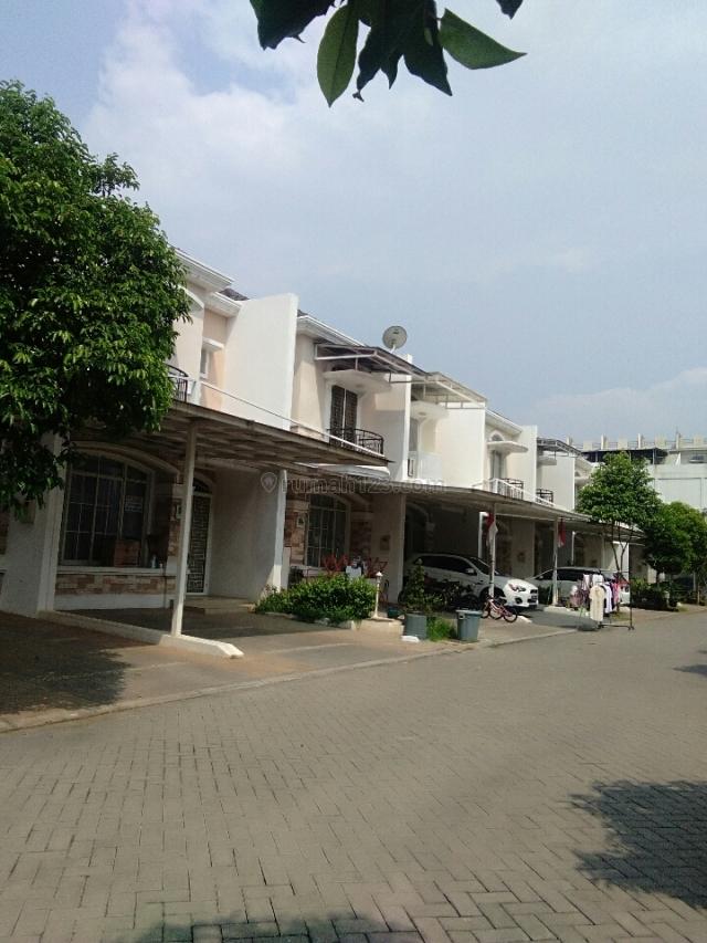 Rumah Bagus Dan Cantik di cluster termewah, Green Lake City, Jakarta Barat