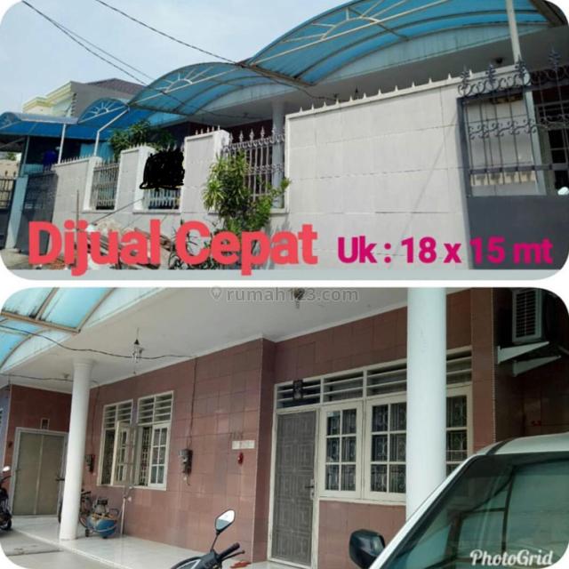Rumah Gandeng Di Villa Kapuk Mas 2 Jakarta Utara MP5163CH, Penjaringan, Jakarta Utara