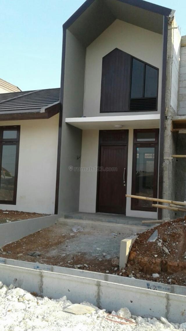 rumah murah dengan desain exclusive, Harapan Jaya, Bekasi