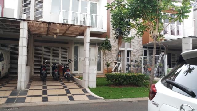 Rumah Dekat Clubhouse Harga Bagus DiPalm Residence Summarecon Bekasi @Bekasi, Summarecon Bekasi, Bekasi