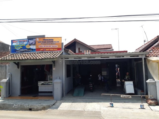 Rumah Kos & Ruko di Daerah H Agus Salim, Wanasari, Brebes