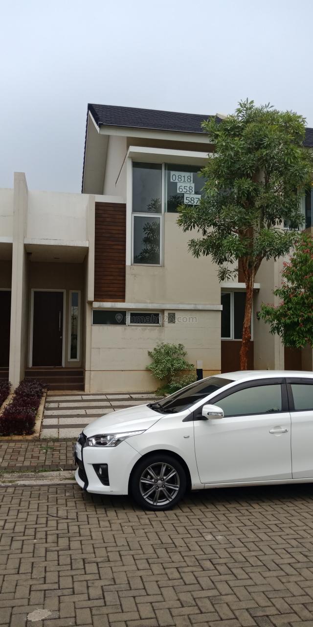 Rumah Siap Huni di Bsd Eminem Cluster Ingenia (ric 2795), BSD Eminent, Tangerang
