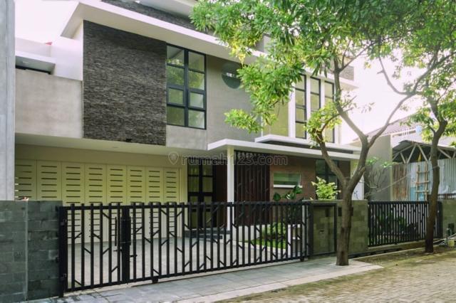 Rumah Baru Modern Minimalis di Green Royale Candi Golf Semarang 2976, Jangli, Semarang