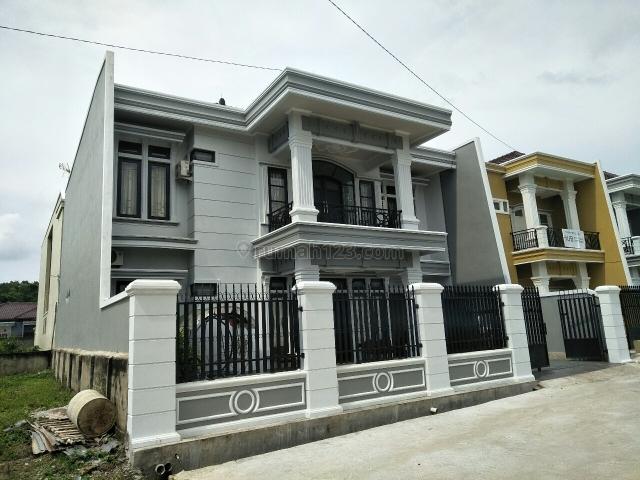 Rumah mewah 5 menit dari rumah sakit provinsi, Sukarame, Palembang