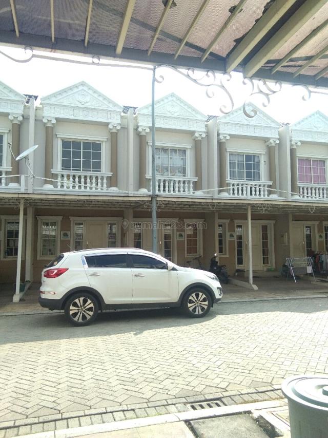 rumahh cantik west eropa  dan murah green lake city, Green Lake City, Jakarta Barat