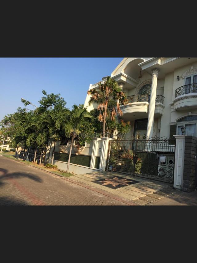 Rumah Mewah PIK Full Fasilitas HOME THEATRE BAR PANGGUNG BILLIARD GAZEBO, Pantai Indah Kapuk, Jakarta Utara
