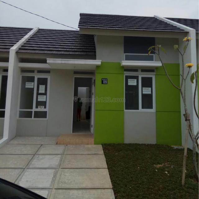 Rumah dijual 2 kamar hos4103740 | rumah123.com