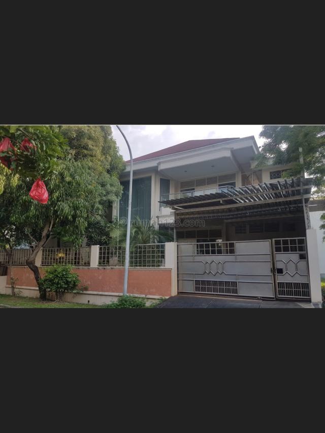Rumah PIK komplek Pinisi Indah Harga Nego, Pantai Indah Kapuk, Jakarta Utara