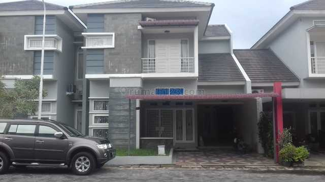 Disewakan rumah cantik komplek cluster, Marpoyan Damai, Pekanbaru