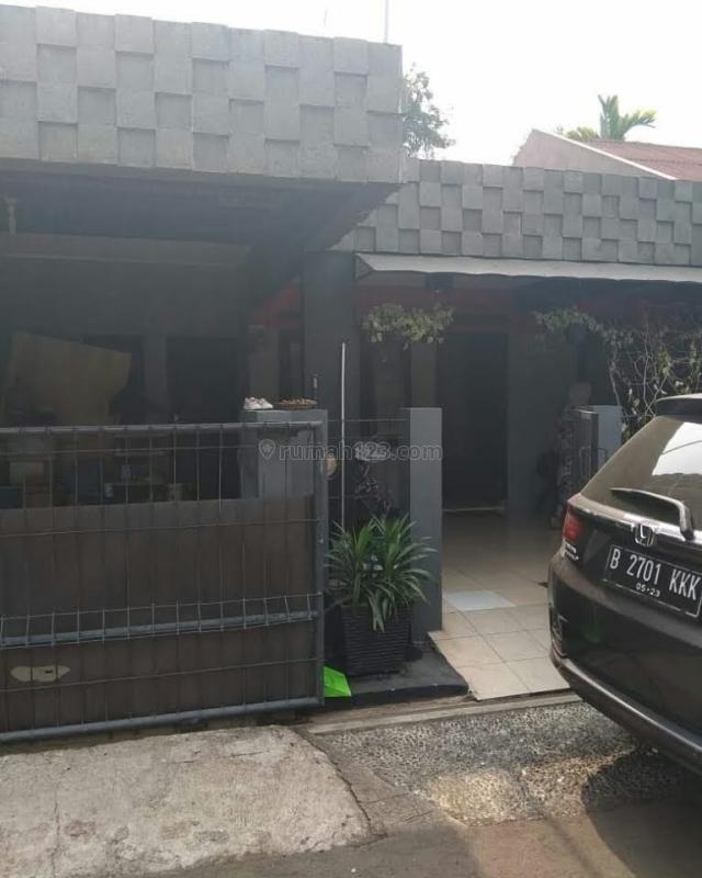 Rumah Minimalis Siap Huni Cepat Murah, Jati Sari, Bekasi
