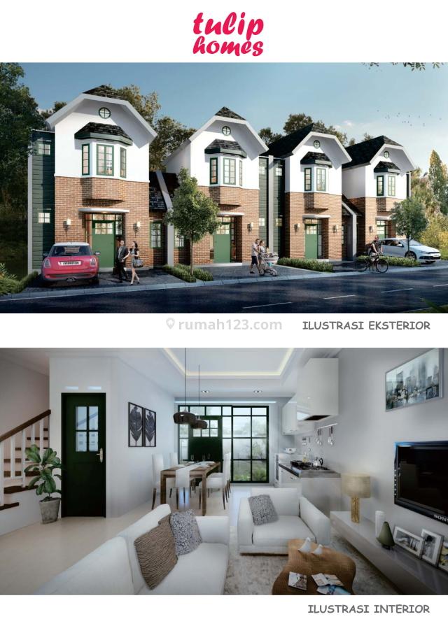 rumah bunga bakung bandung, Margahayu, Bandung