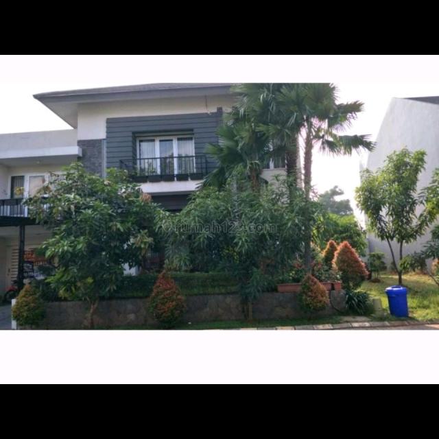 rumah cantik 3 lantai, Cimone, Tangerang