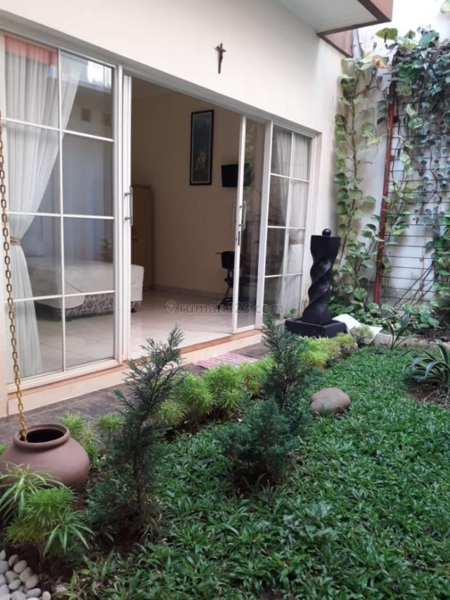 Rumah minimalis 2 1/2 lt Melati Mas, BSD Villa Melati Mas, Tangerang
