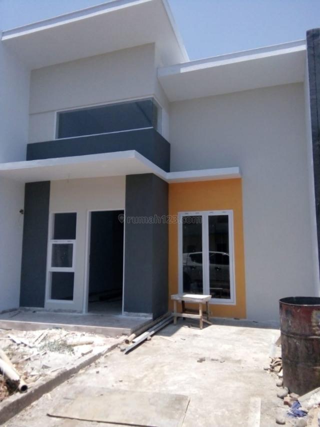 Rumah Minimalis Cluster Villa Discovery Barombong, Barombong, Gowa