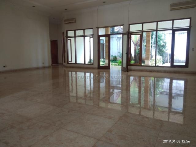 Rumah Siap Huni Harga Miring di Kemang - Jakarta Selatan (AR), Kemang, Jakarta Selatan