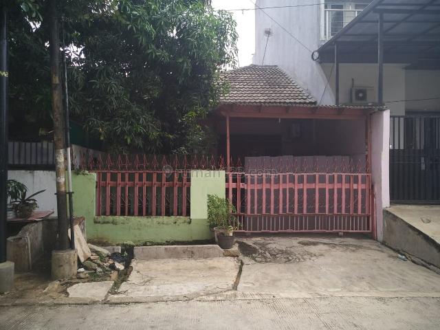 rumah tua 1 lantai di muara karang jakarta utara, Muara Karang, Jakarta Utara