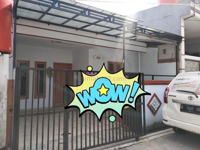 MURAH!! Rumah Poris Indah Hanya 550jt Nett, Poris, Tangerang
