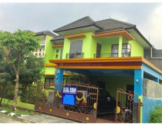 Rumah cantik hanya Rp 2,2 M , Kemang Pratama, Bekasi hub Pak TAREN WA 08121061169, Kemang Pratama, Bekasi