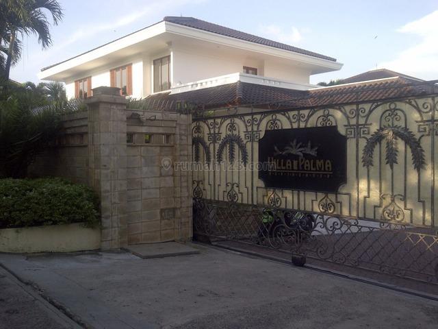 Rumah Mewah Area Town House, Pasar Minggu, Jakarta Selatan