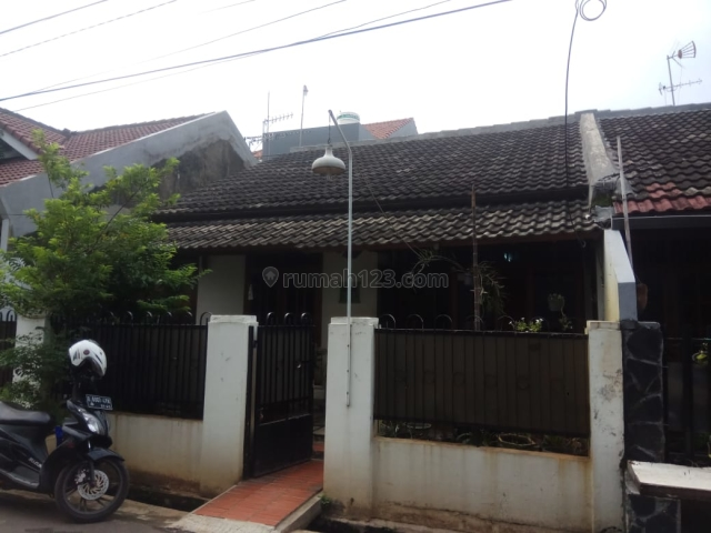 Rumah Komplek Mas Naga Jaka Sampurna Bekasi, Jaka Sampurna, Bekasi