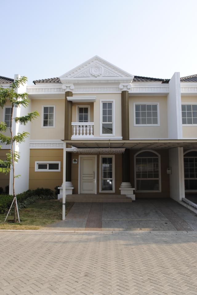 Rumah di Greenlake City , Cluster Europe 8x20 Green Lake City, Green Lake City, Jakarta Barat