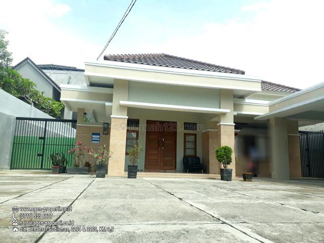 Rumah Elegan Siap Huni di kawasan Elite Rajawali Palembang, Ilir Timur II, Palembang
